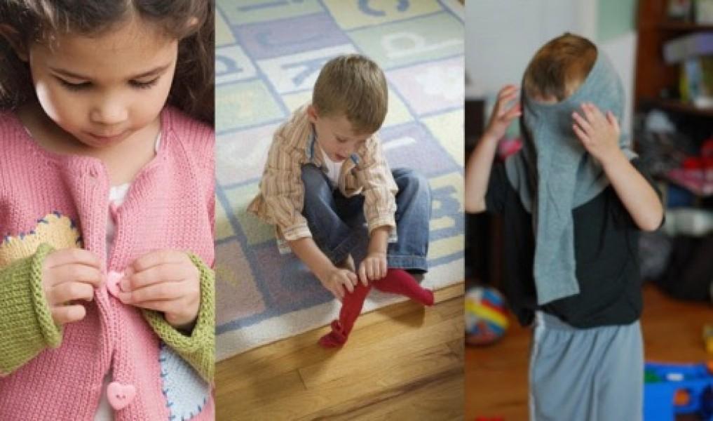 Sự cần thiết khi dạy cho trẻ tính tự lập